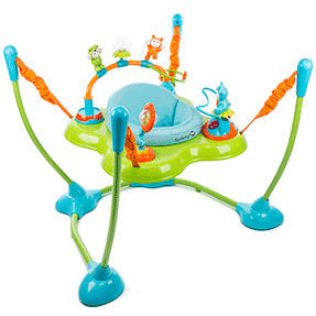Jumperoo Play Time Azul - Safety First