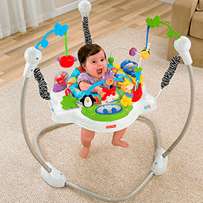Jumperoo Discover and Grow - Fisher Price