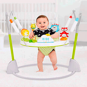 Jumperoo Explore & More - Skip Hop