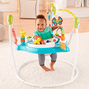 Jumperoo Color Climbers – Fisher Price