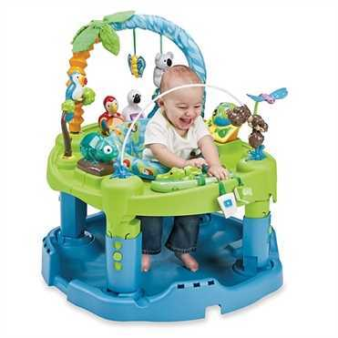 ExerSaucer Triple Fun - Jungle