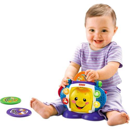 CD Player Aprender e Brincar - Fisher Price